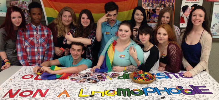 De l'importance du « coming out » en milieu scolaire